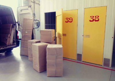Self Storage Santander