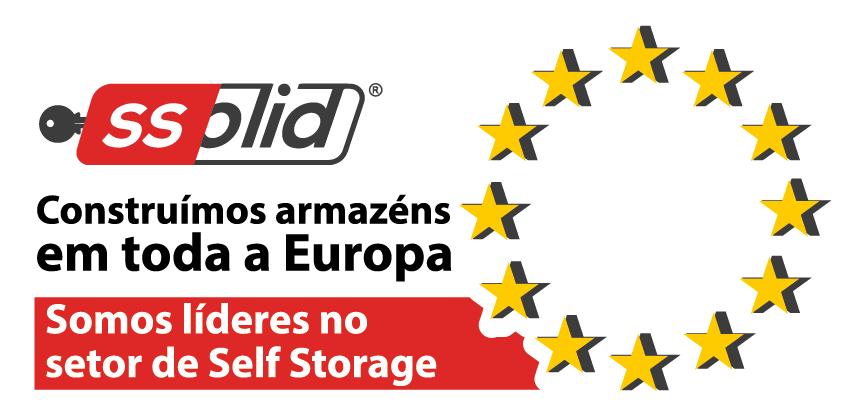 Líderes na fabricação de salas de armazenamento com Self Storage na Europa